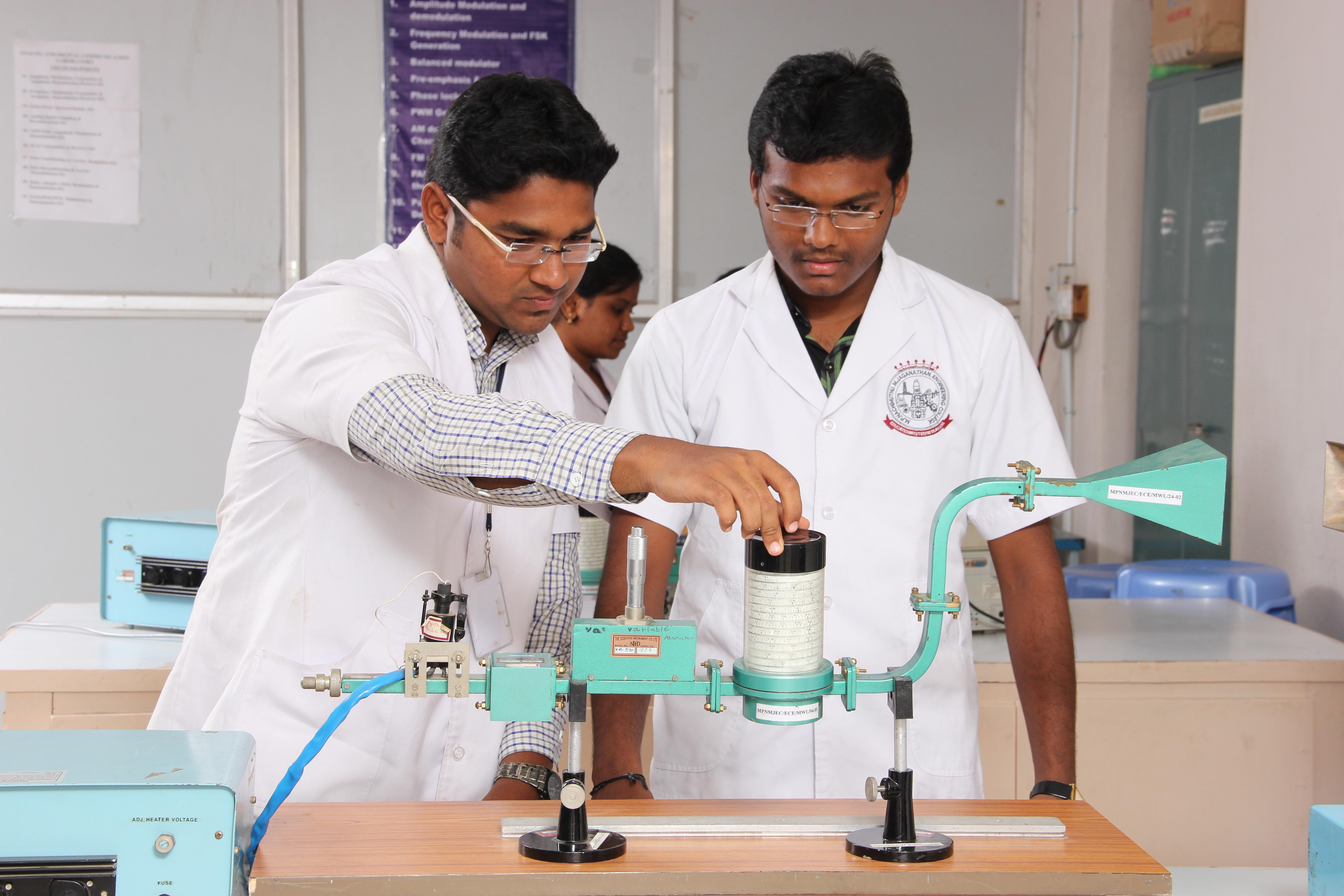 mpnmj engineering college